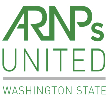 ARNPs United of Washingto State logo